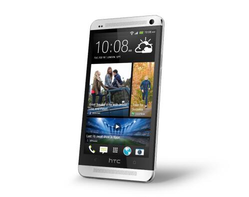 HTC One photos