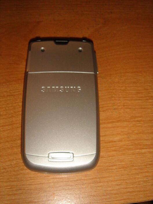 Samsung SPH-M610 slim clamshell for Sprint