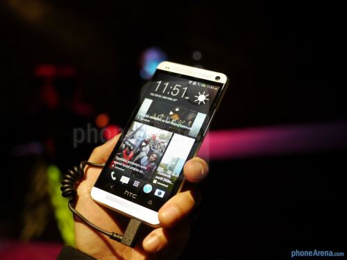 HTC One hands-on