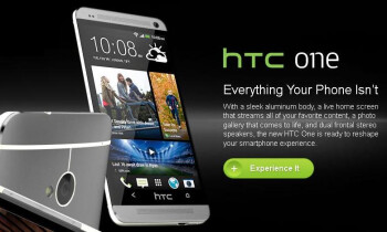HTC is going hard on marketing, but is the One enough to make HTC relevant again?