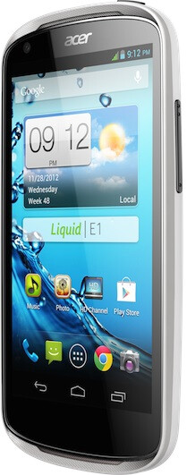 Acer announces the Liquid E1 and Liquid Z2 ahead of MWC