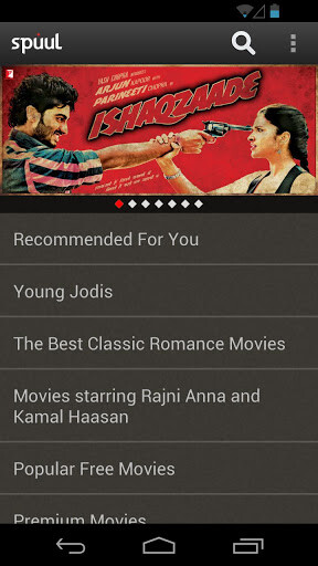 If you love Bollywood, Spuul is for you