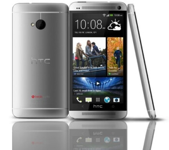 The HTC One uses the Qualcomm Snapdragon 600