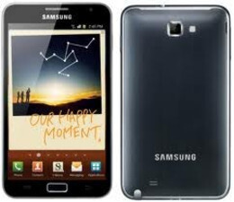 One of the devices affected by the bug is the Samsung GALAXY Note