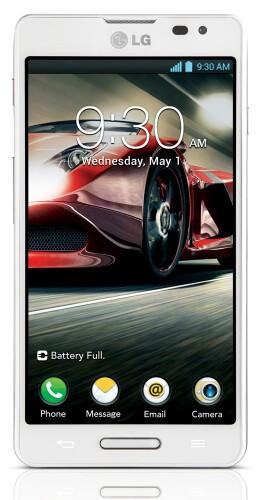 LG Optimus F7 unveiled