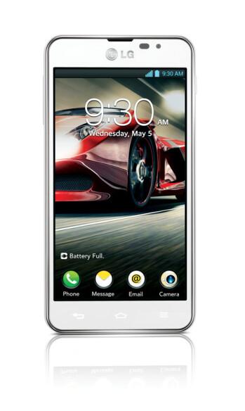 The LG Optimus F5