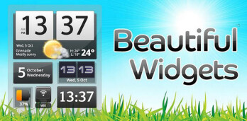 Beautiful Widgets 5.1 arrives with tablet sizes, new animations and bug fixes
