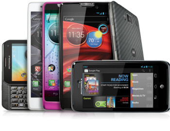 Get $50 Google Play Store credit with the purchase of certain Motorola phones