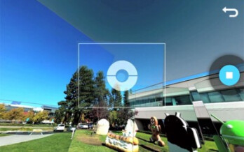 The Samsung Orb is said to take 360 degree panoramic pictures