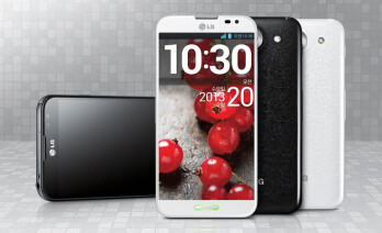 The LG Optimus Pro G