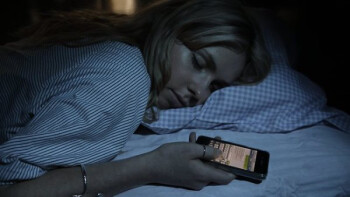 Sleep-texting is becoming more common