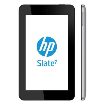 HP outs the Slate 7: a $170 Android tablet with Beats Audio