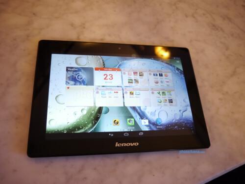 Lenovo S6000 hands-on