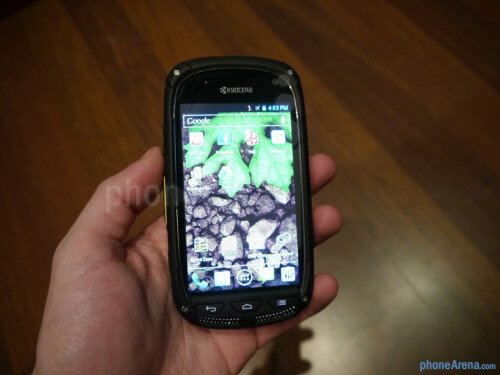 Kyocera Torque Hands-on
