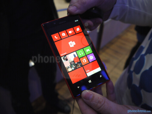 Nokia Lumia 720 hands-on