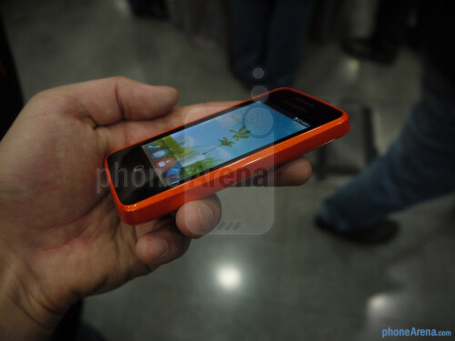 Alcatel One Touch Fire hands-on