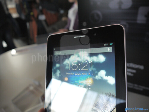 Asus Fonepad hands-on