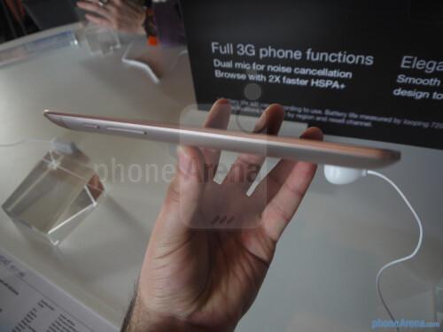 Asus Fonepad hands-on