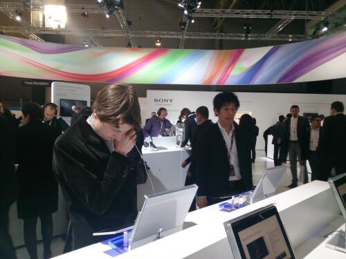 Sony Xperia Tablet Z photo samples