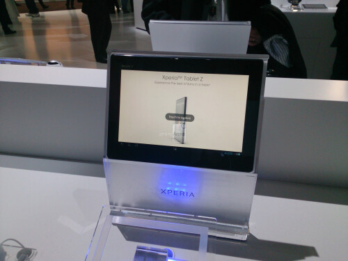 Sony Xperia Tablet Z photo samples