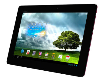 The 10 inch ASUS MeMO Pad tablet