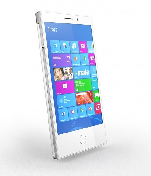 i-Mate may be working on a Windows 8 phone (yes, you read that right)