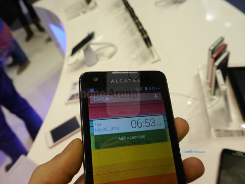 Alcatel OneTouch Snap LTE