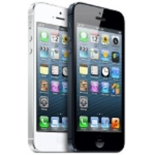 The Apple iPhone 5 led in Q4 activation for enterprise use