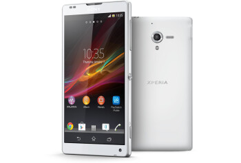 The Sony Xperia ZL