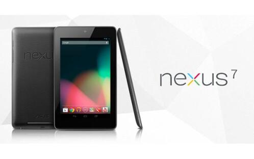 Best Mobile Tablet - Nexus 7