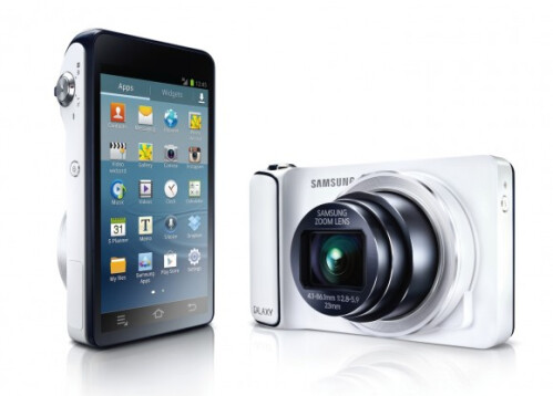 Best Mobile Enabled Consumer Electronics Device - Samsung Galaxy Camera