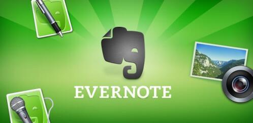 Best Mobile App for Enterprise - Evernote
