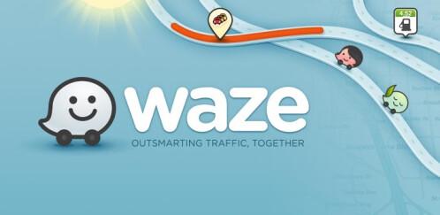 Best Overall Mobile App - Waze