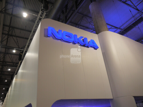 Nokia didn't skimp on space either, despite saving its new flagships for a later time