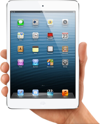 The Apple iPad mini will represent 65% of Apple's tablet shipments in the first half of the year according to some analysts