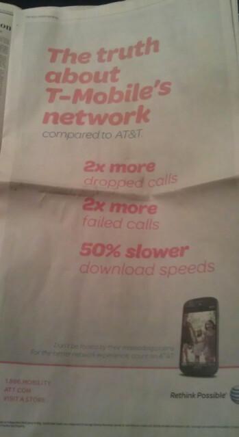 AT&T's revenge