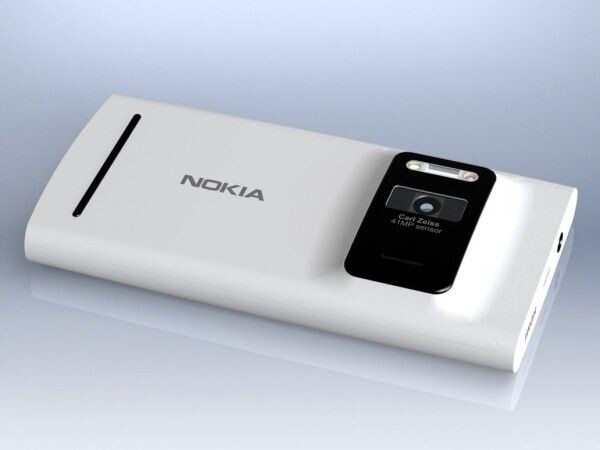 Nokia EOS is rumored to be coming out this year