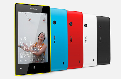 Nokia now finally has a full portfolio of Windows Phone devices