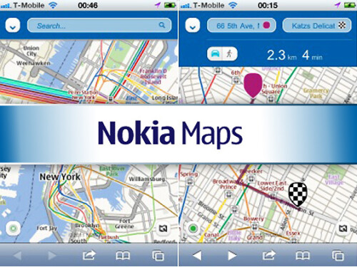Nokia Maps for Windows Phone will strengthen the platform