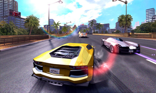 Asphalt 7: Heat now finally lands on Windows Phone