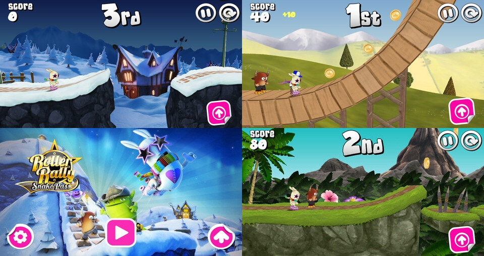 Best new Android, iPhone and iPad games for February 2013