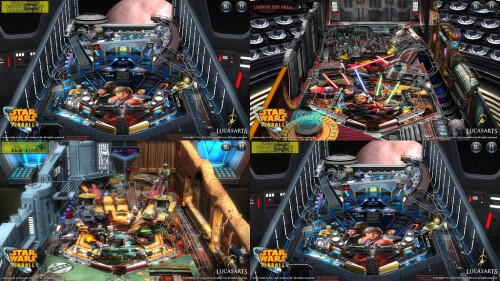 Star Wars Pinball - Android, iOS - $1.99