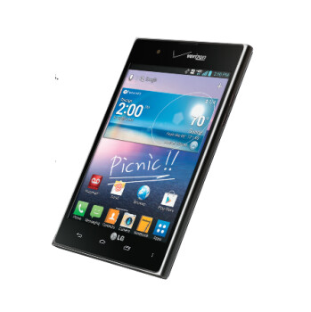 The LG Intuition