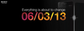 The Sony Xperia Z appears ready to launch this Wednesday in India