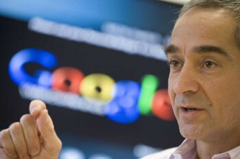 Google's CTO Pichette says the relationship between Samsung and Google is terrific