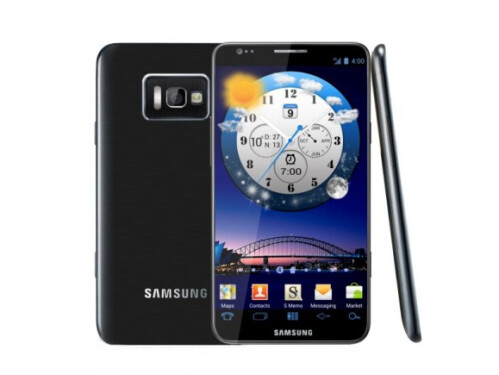 Samsung Galaxy S IV: design mock-ups and concepts