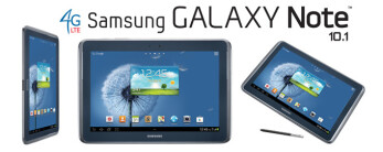 Samsung Galaxy Note 10.1 with LTE arrives at U.S. Cellular
