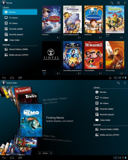 Archos Video Player - Android - $4.99