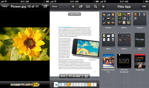 Files - iOS - $0.99