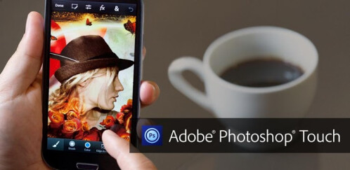 Adobe Photoshop Touch - Android, iOS - $4.99